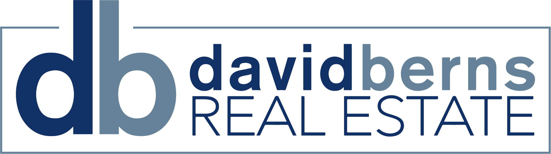 David Berns Real Estate - logo